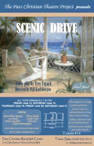 Scenic Drive Poster